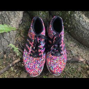 "Adidas ZX Flux in ""Multi-Color"""